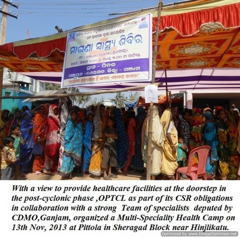 Strength Of Peoples @ Health Camp